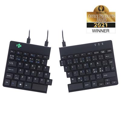 R-Go Tools RGOSP-NDWIBL toetsenborden