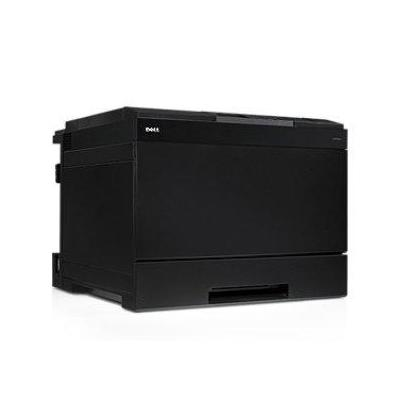 Dell laserprinter: 5130cdn - Zwart