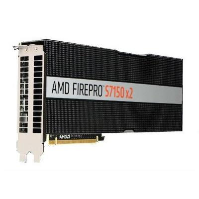 Dell videokaart: AMD FirePro S7150 x2