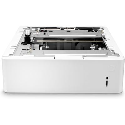 Hp papierlade: LaserJet papierlade voor 550 vel - Wit