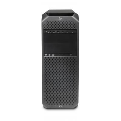 HP Z6 G4 pc - Zwart