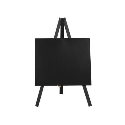 Securit bord: 150 x 240 mm, Black - Zwart