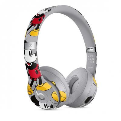 Apple headset: Solo 3 - Grijs, Zilver