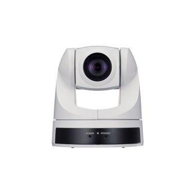 Sony webcam: 1/4 type 380k pixel EXview HAD CCD, 752 x 582, PAL, PTZ, Auto ICR - Wit