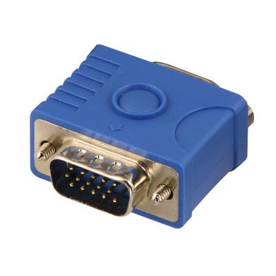 Lindy EDID/DDC Adapter for VGA Displays Kabel adapter - Blauw