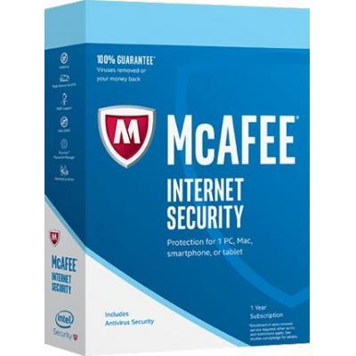 McAfee MIS17D001RKA software