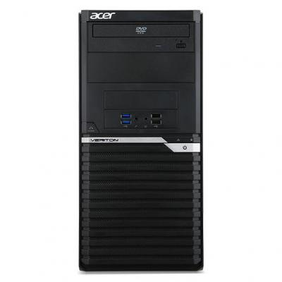 Acer pc: Veriton M2640G - Zwart
