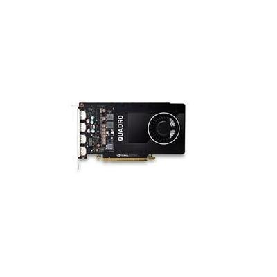 Dell videokaart: NVIDIA Quadro P2000 5GB GDDR5