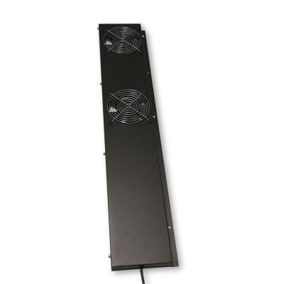 V7 Fan option for extra cooling for Charge Carts – UK Plug Cooling accessoire - Zwart