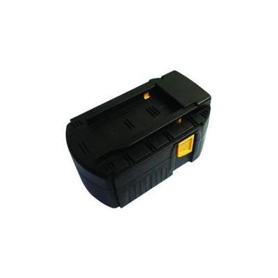 2-power batterij: Power Tool Battery 24V 3000mAh Hilti SFL 24 - Zwart