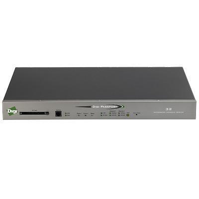 Digi console server: Passport 32 DC Power