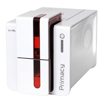 Evolis Primacy Duplex Expert Plastic kaart printer - Rood, Wit