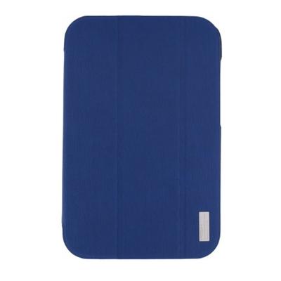 ROCK Elegant Side Flip Tablet case - Blauw