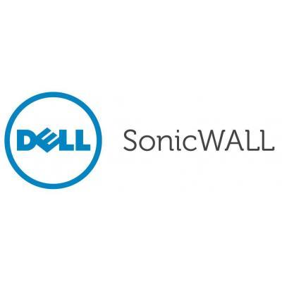 Dell garantie: SonicWALL SRA 4600 Dynamic Support 8x5 f/ 100u, 1Y