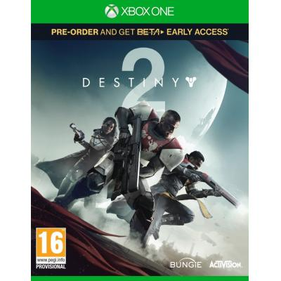 Activision game: Destiny 2  Xbox One