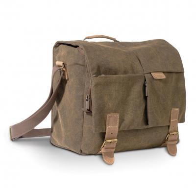 National Geographic Medium Satchel For personal gear,DSLR, laptop Cameratas - Bruin