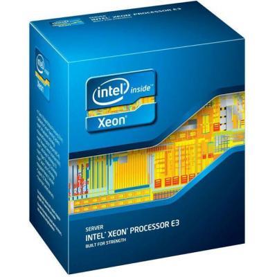 Intel processor: Xeon Intel® Xeon® Processor E3-1230 v6 (8M Cache, 3.50 GHz)