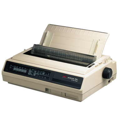 Oki dot matrix-printer: ML395