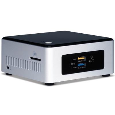 Intel NUC Kit NUC5PPYH - Pentium N3700, HDD/SSD, HD Graphics, 802.11 a/b/g/n/ac, Bluetooth 4.2, 4 x USB 3.0, 1 x .....