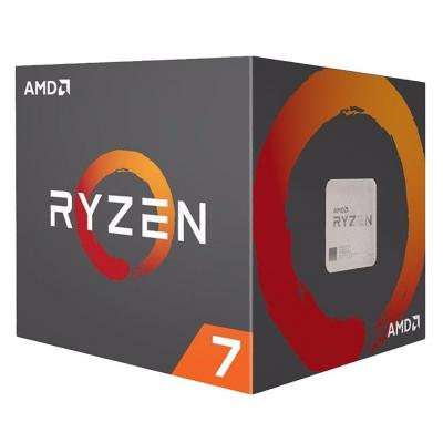 Amd processor: AMD Ryzen 7 1700