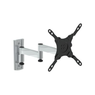 Equip 650107 Montagehaak - Aluminium, Zwart