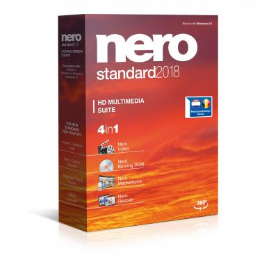 Nero algemene utilitie: 2018 Standard