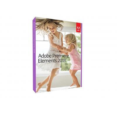 Adobe videosoftware: Premiere Elements 2018 PC (Dutch)