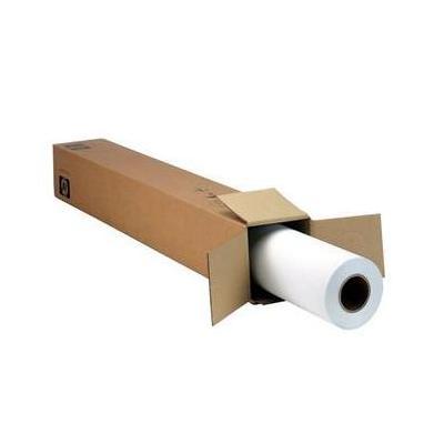 "Hp papier: Light Fabric - 106.68 cm (42"") , 1067mm x 45.7m, 218gsm, 7.62 cm (3"")  - Wit"