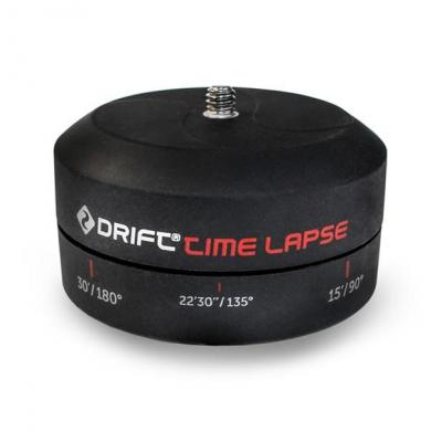 Drift innovation camera-ophangaccessoire: Time Lapse - Zwart