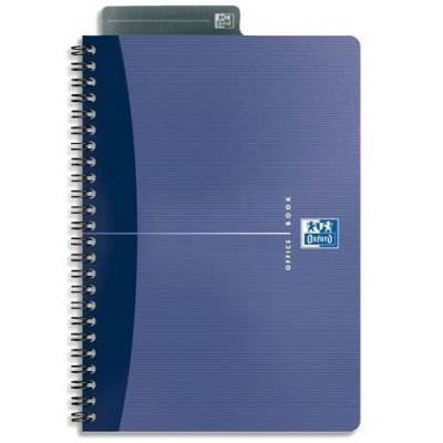 Elba schrijfblok: A4, 180 pages, 90g - Veelkleurig