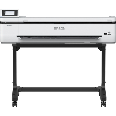 Epson SureColor SC-T5100M Grootformaat printer - Cyaan,Licht zwart,Geel