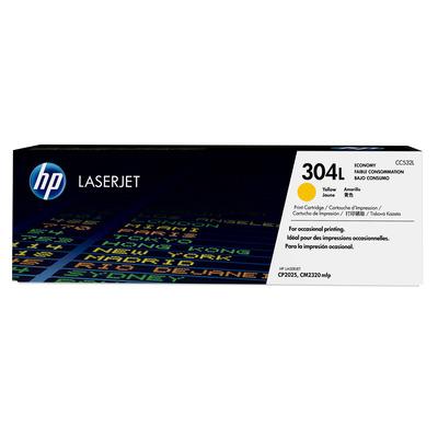 HP CC532L toner
