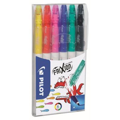 Pilot viltstift: FriXion Colouring - Multi kleuren