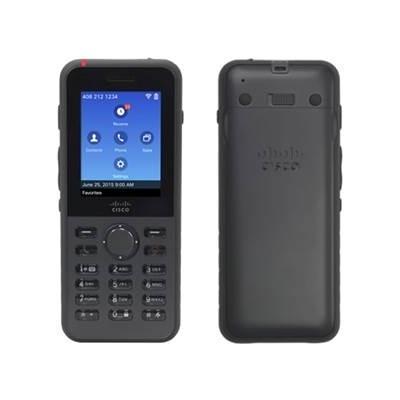 Cisco IP telefoon: 8821 - Zwart