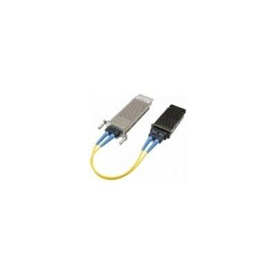 Cisco switchcompnent: The 10GBASE-LX4 Module supports link lengths of 300 m on standard Fiber Distributed Data .....