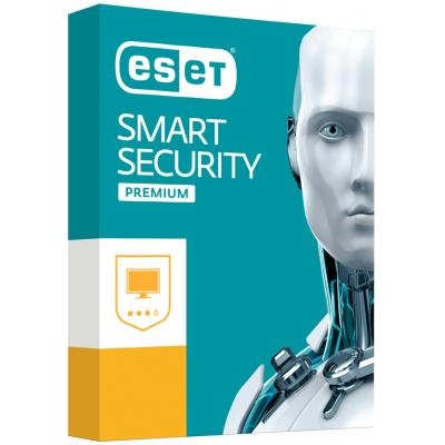 Eset software: Smart Security Premium