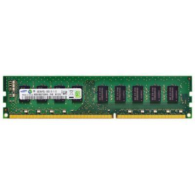 Samsung RAM-geheugen: 4GB DDR3L, 1333 MHz, ECC, CL9, 1.35V