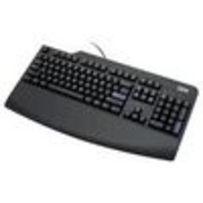 Lenovo Rubber Dome Keyboard - Business Black - PC NEXT Toetsenbord