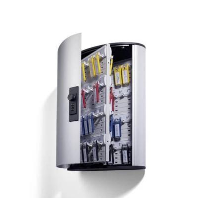 Durable sleutelkast: KEY BOX code 72 - Zilver