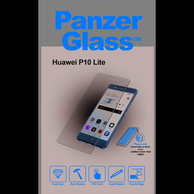 PanzerGlass Huawei P10 Lite Standard Fit Screen protector - Transparant