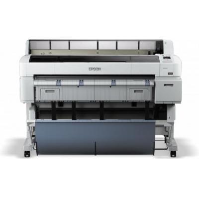 Epson grootformaat printer: SC-T7200D - Zwart, Cyaan, Magenta, Geel