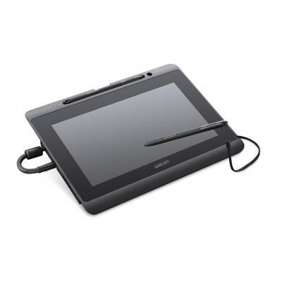 Wacom Signature Set DTH-1152 10.1 FHD Touch Tekentablet - Zwart