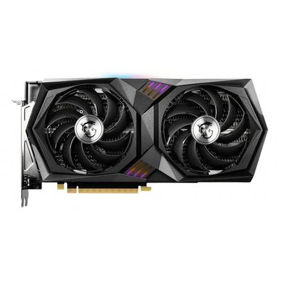 MSI GeForce RTX 3060 GAMING X 12G Videokaart - Zwart