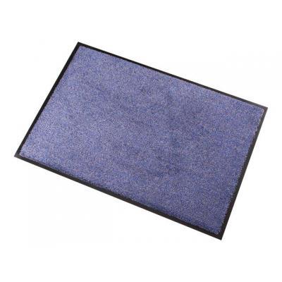Floortex mat: Vloermat entree 90x150cm blauw