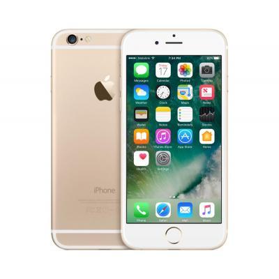 2nd by renewd smartphone: Apple iPhone 6 Plus refurbished door 2ND - 64GB Goud (Refurbished ZG)