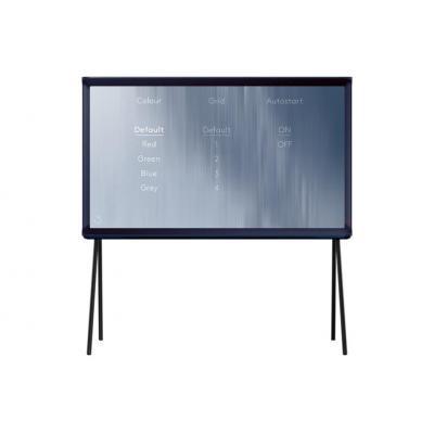 Samsung led-tv: UE40LS001CS - Blauw