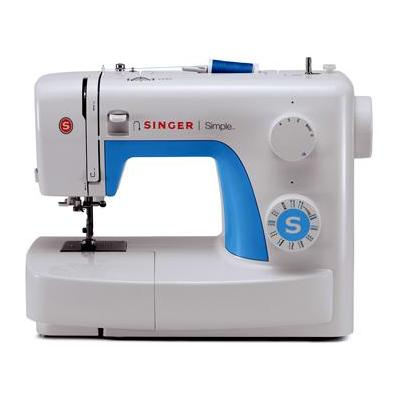Singer naaimachine: 21 Built-in Stitches, 1 Fully Automatic 1-Step Buttonhole, 750 stitches-per-minute, Free Arm - .....