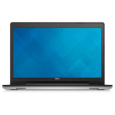 DELL laptop: Inspiron 5748 - Zwart, Zilver