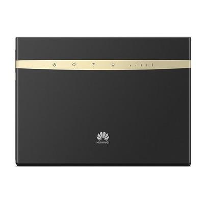 Huawei B525 Wireless router - Zwart, Goud