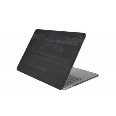 "Gecko MB Air 13"" Clip on Case 18/'19/'20 black Laptoptas"